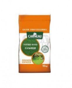 Тревна смеска за сухи терени Carneau Totex SUD2 Слънце 10 кг