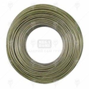 Въже за простор стоманено PVC 2 - 4 мм 200 м Decorex