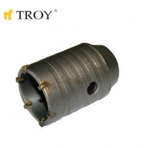 Боркорона за бетон с диамантено покритие Ø 40 мм Troy