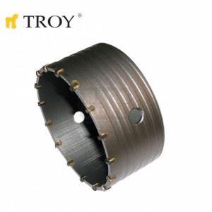 Боркорона за бетон с диамантено покритие Ø 120 мм Troy