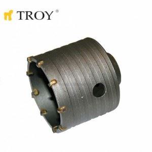Боркорона за бетон с диамантено покритие Ø 73 мм Troy