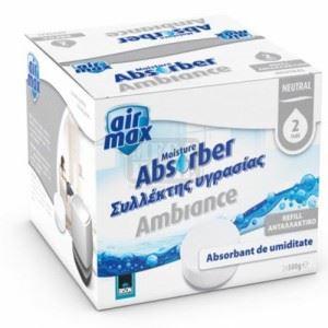 Таблетки за влагоабсорбатор Bison AirMax Ambiance 2 x 500 гр