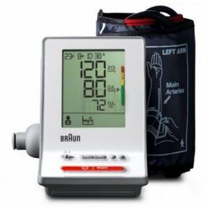 Електронен апарат за кръвно налягане Braun BP6000