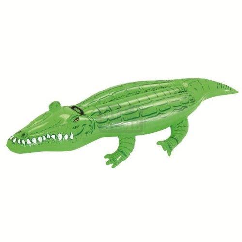 Детски надуваем дюшек Bestway Крокодил 168 х 89 см