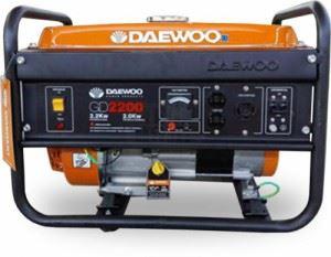 Бензинов генератор Daewoo GD2200 2.0/2.2 kW