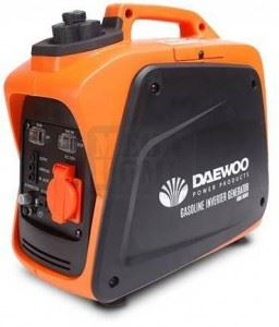 Инверторен генератор Daewoo GIDA1000SI 800 W 40 cc