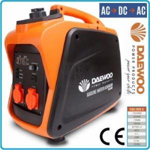 Инверторен генератор Daewoo GIDA2000SI 2000 W 99 cc