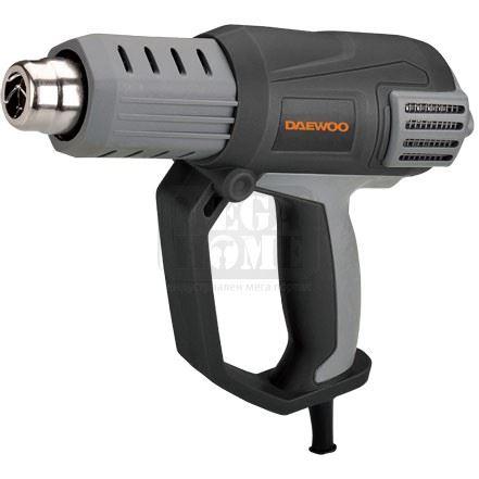 Пистолет за горещ въздух Daewoo DAHG2000BC 2000 W