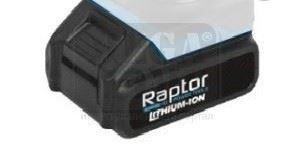 Батерия акумулаторна Rapter 18 V Li-Ion