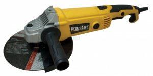 Ъглошлайф Rapter RR AG-40 2000 W 230 мм