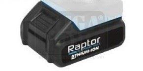 Батерия акумулаторна Rapter RR44163 18 V Li-Ion