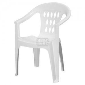 Градински пластмасов стол SMERALDO GF143