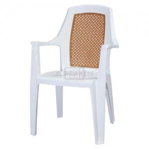 Градински пластмасов стол TESORO GF133