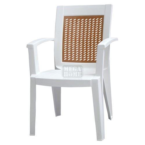 Градински пластмасов стол ARIA GF172