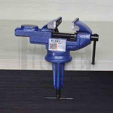 Менгеме за маса с наковалня 60 мм Bolter XG54312