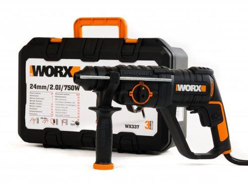 Перфоратор WORX WX337 750 W
