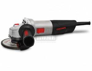 Ъглошлифовална машина Crown CT13501-115R Ø 115 мм 650 W