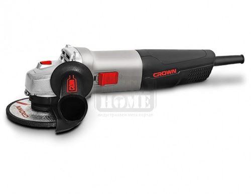 Ъглошлифовална машина Crown CT13497-125R Ø 125 мм 860 W