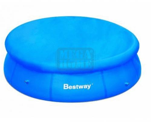 Покривало за надуваем кръгъл басейн 366см - Bestway