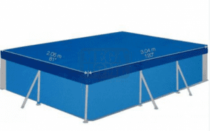 Покривало за басейн с тръбна конструкция 300х201см - Bestway