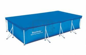 Защитно покривало за сглобяем басейн 400x211см - Bestway
