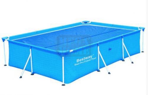 Соларно покривало за правоъгълен басейн 300х201см - Bestway