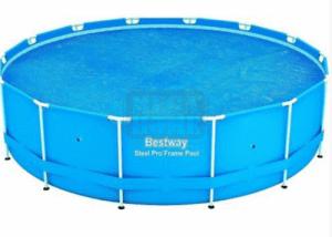 Соларно покривало за кръгъл басейн 427 см - Bestway
