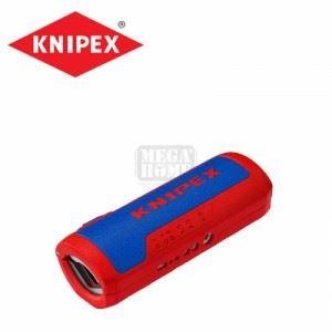 Инструмент за оголване на кабели KNIPEX Ø 13 - 32 мм 0.2 - 4 мм2