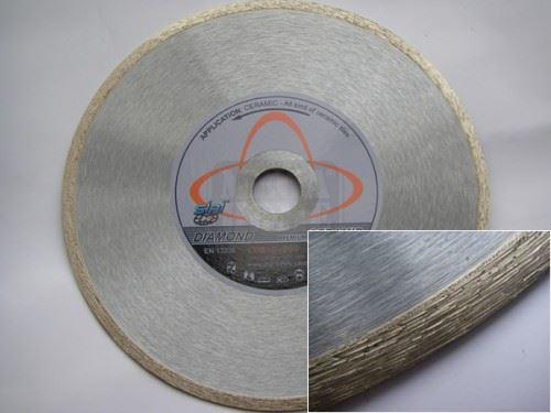 Диамантен диск за теракота и фаянс Siri CDB-S-115 сухо рязане
