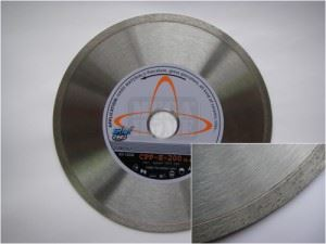 Диамантен диск за порцелан и гранитогрес Siri CPP сухо/мокро