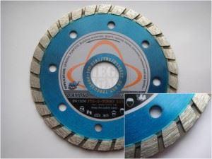 Диамантен диск за строителни материали Siri FTB мокро рязане