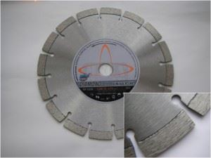 Диамантен диск за строителни материали Siri LDB за канали