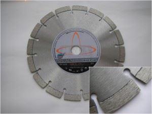 Диамантен диск за строителни материали Siri LDB сухо/мокро