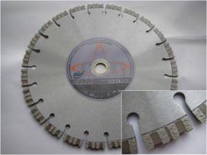 Диамантен диск за строителни материали Siri LATB мокро рязане