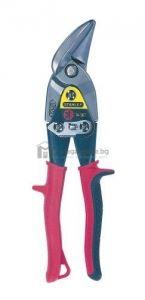 Ножица за ламарина лява Stanley усилена 250 мм