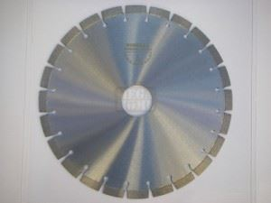 Диамантен диск за шамотни и огнеупорни тухли Siri LDG-15BAS