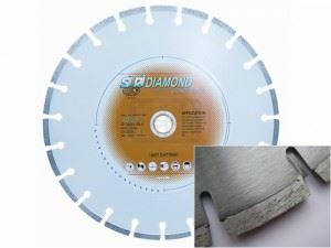 Диамантен диск за твърди материали Siri LDC охлаждане с вода