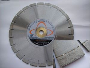 Диамантен диск за гранит, гнайс и камък Siri LDG мокро рязане