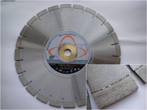 Диамантен диск за гранит, гнайс и камък Siri LDG-300 SILENT