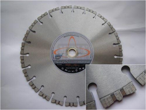 Диамантен диск за твърди и много твърди материали Siri H2x80