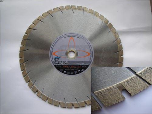 Специален диамантен диск за гранит Siri G2x20 SILENT