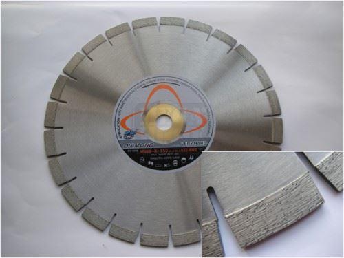 Специален диамантен диск за гранит и гнайс Siri WGSS-E SILENT