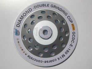 Диамантена камбана за отнемане двуредова Siri GCDC-E-180