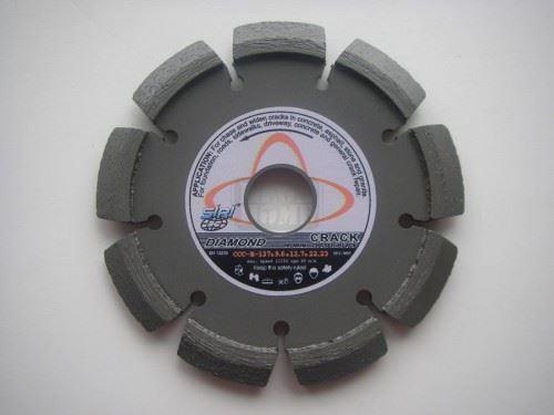 Диамантен диск за обработка на пукнатини Siri CCC