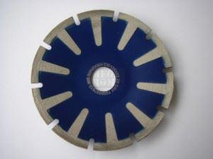Диамантен диск за изрязване на дъги в меки материали Siri DBSS