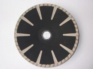 Диамантен диск за изрязване на дъги в твърди материали Siri DBHT