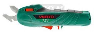 Акумулаторна лозарска ножица VERTO 7.2 V Li-ion