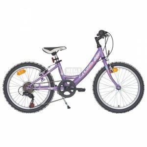 Детски велосипед Cross Alissa 20 Лилав