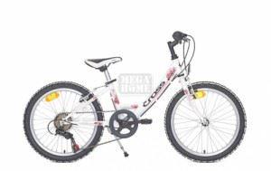 Детски велосипед Cross Alissa 20 Бял