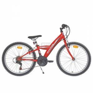 Детски велосипед Cross Rocky 20 Червен
